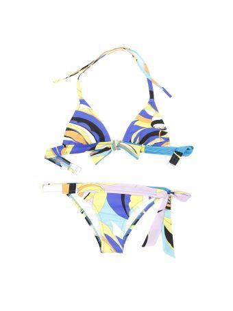 Maya Flower Print Bikini
