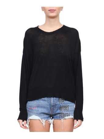 T by Alexander Wang Cashmere Blend Sweater