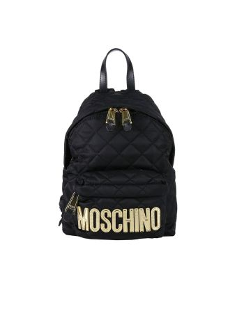 Backpack Shoulder Bag Women Moschino Couture