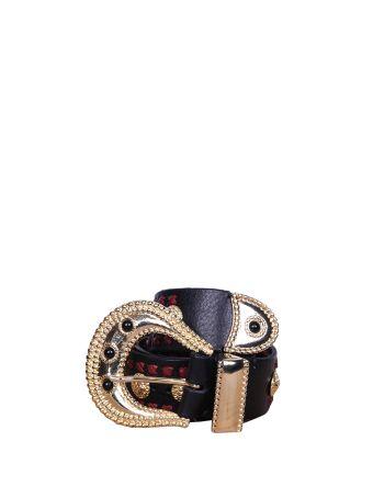 Dodo Bar Or Gabrielle Leather Belt