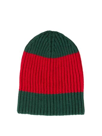 Gucci Web Wool Hat