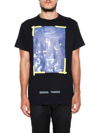 Caravaggio Diag T-shirt