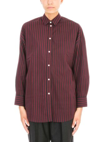 IRO Camille Striped Shirt