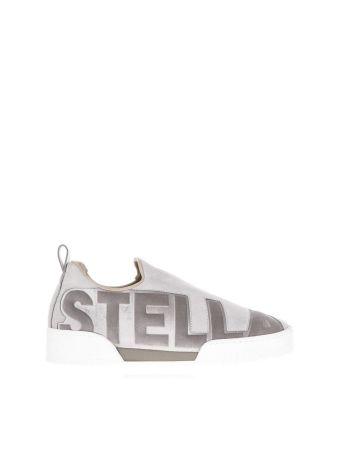 Stella McCartney Grey Stella Slip On