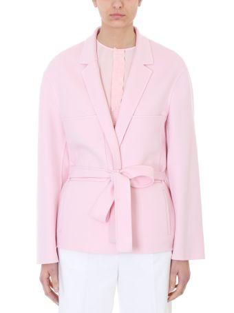 Rochas Messina Pink Jacket