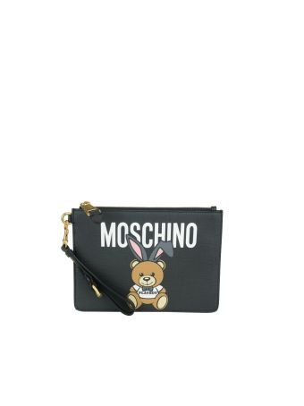 Moschino Ready To Bear Playboy Edition Pouch