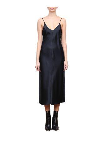 T by Alexander Wang Satin Dress