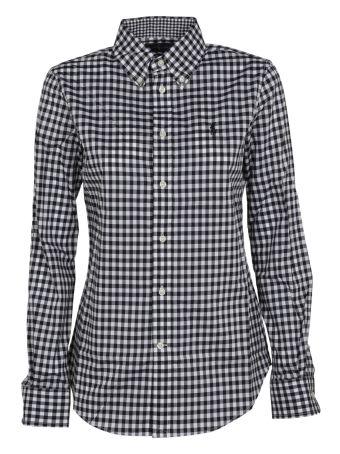 Ralph Lauren Checked Poplin Shirt