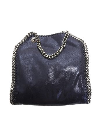 Faux Leather Mini Falabella Bag