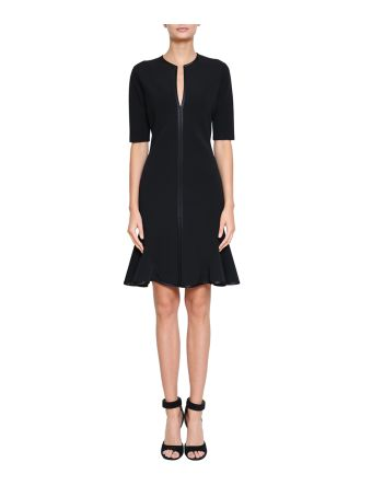 Givenchy Black Jersey Dress