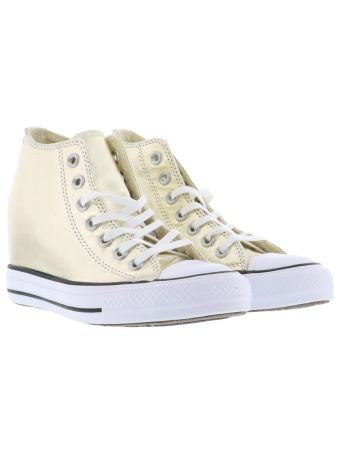 Converse Chuck Taylor Mid Lux Metallic Sneakers