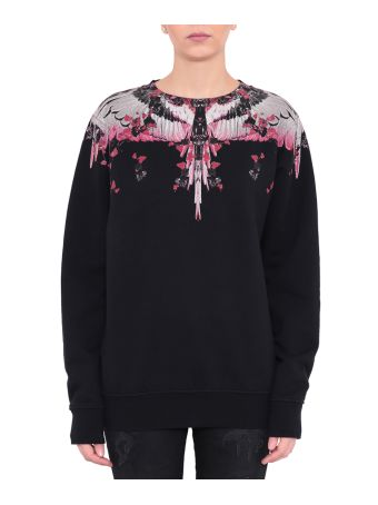 Marcelo Burlon Kolpoke Cotton Sweatshirt