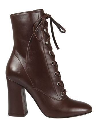 Gianvito Rossi Lace-up Boots
