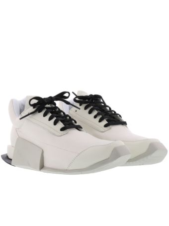 Rick Owens X Adidas Level Runner Sneakers