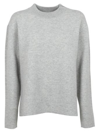 Proenza Schouler Shoulder Zipped Sweater