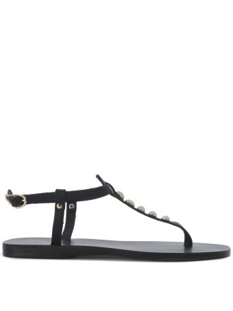 Ancient Greek Sandals Lito Leather Sandal