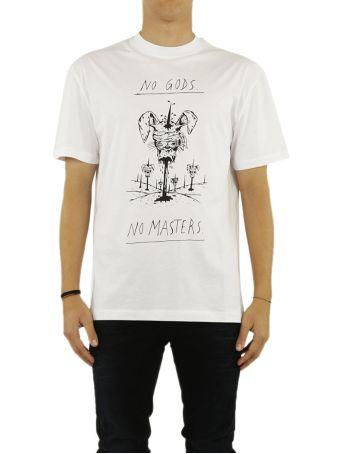 Mcq Alexander Mcqueen Sketch Print T-shirt