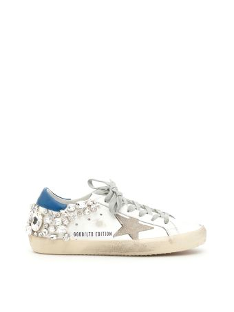 Superstar Crystal Sneakers
