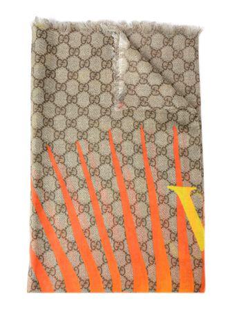 Gucci Gg Sun 140x140 Foulard