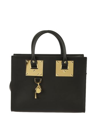 Sophie Hulme Medium Albion Box Tote