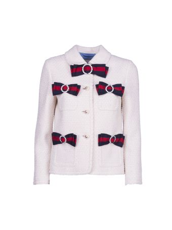 Gucci Bows Jacket