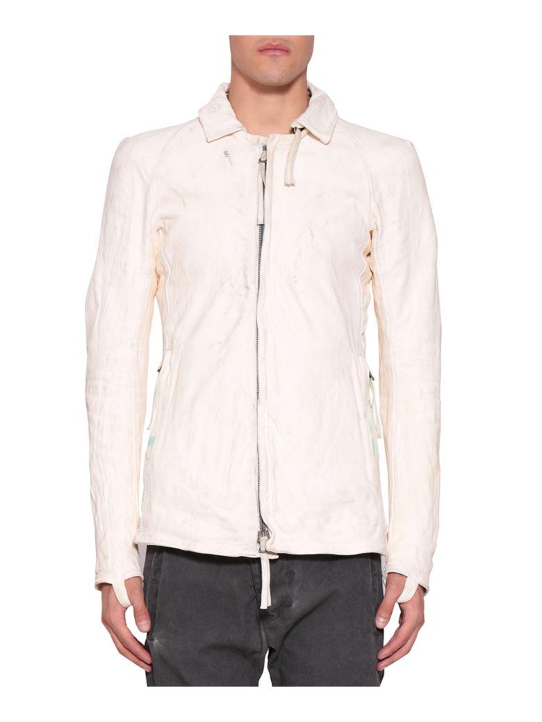 Boris Bidjan Saberi Boris Bidjan Saberi Leather Jacket
