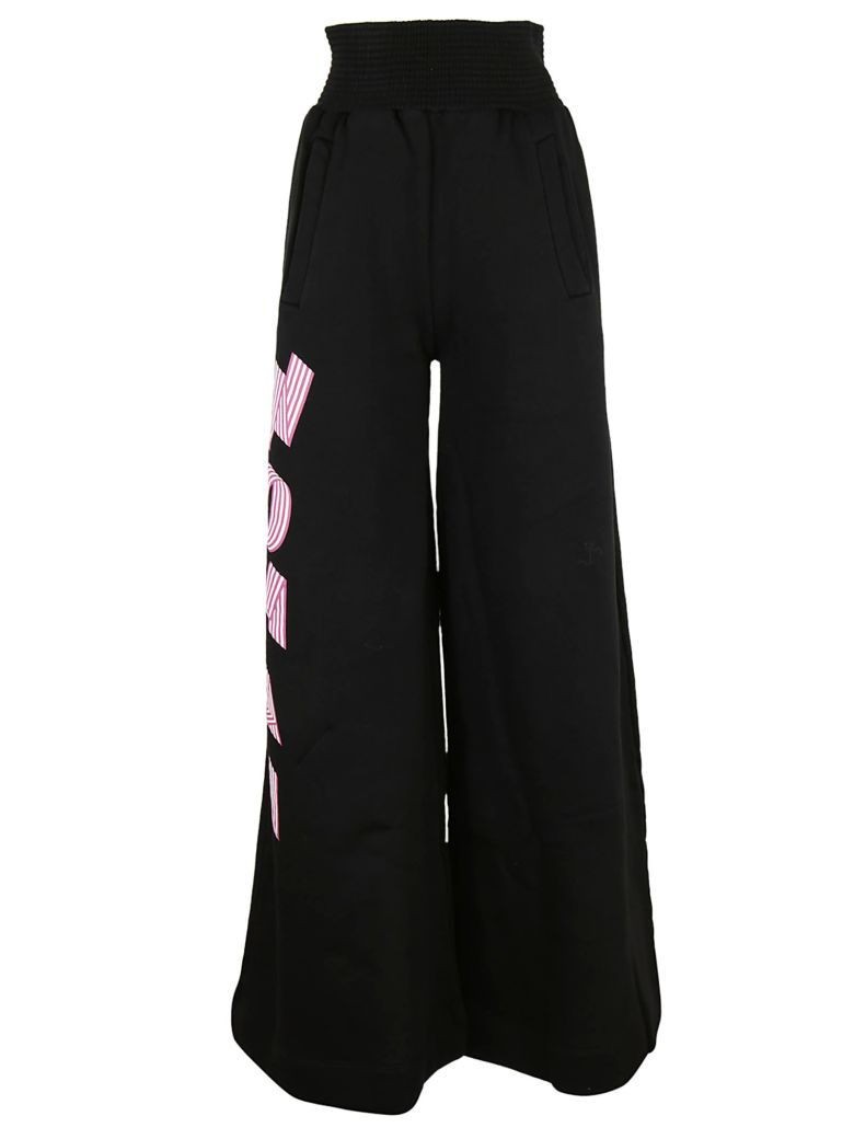 Off-White  Off-White Wide Leg Pants