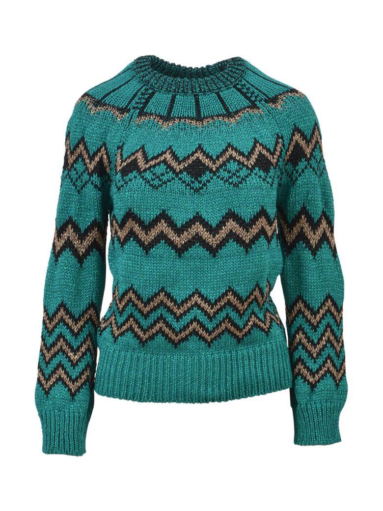 Nude (nude) Lurex Embroidered Sweater