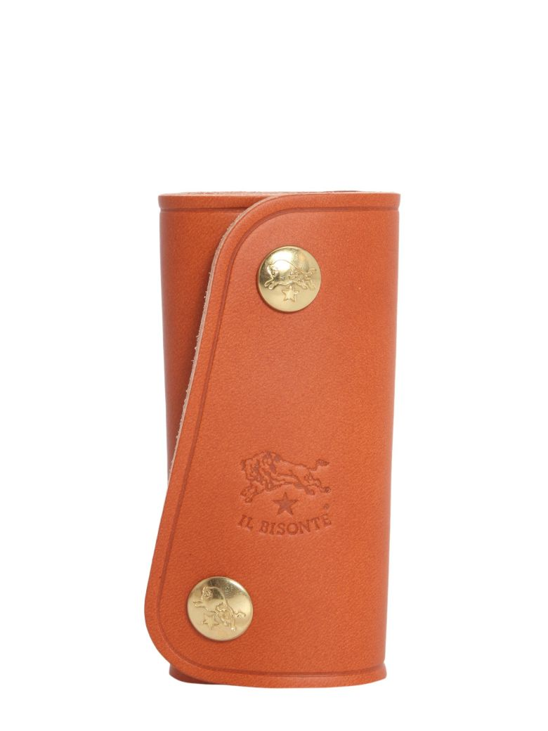 Il Bisonte Leather Keyfob