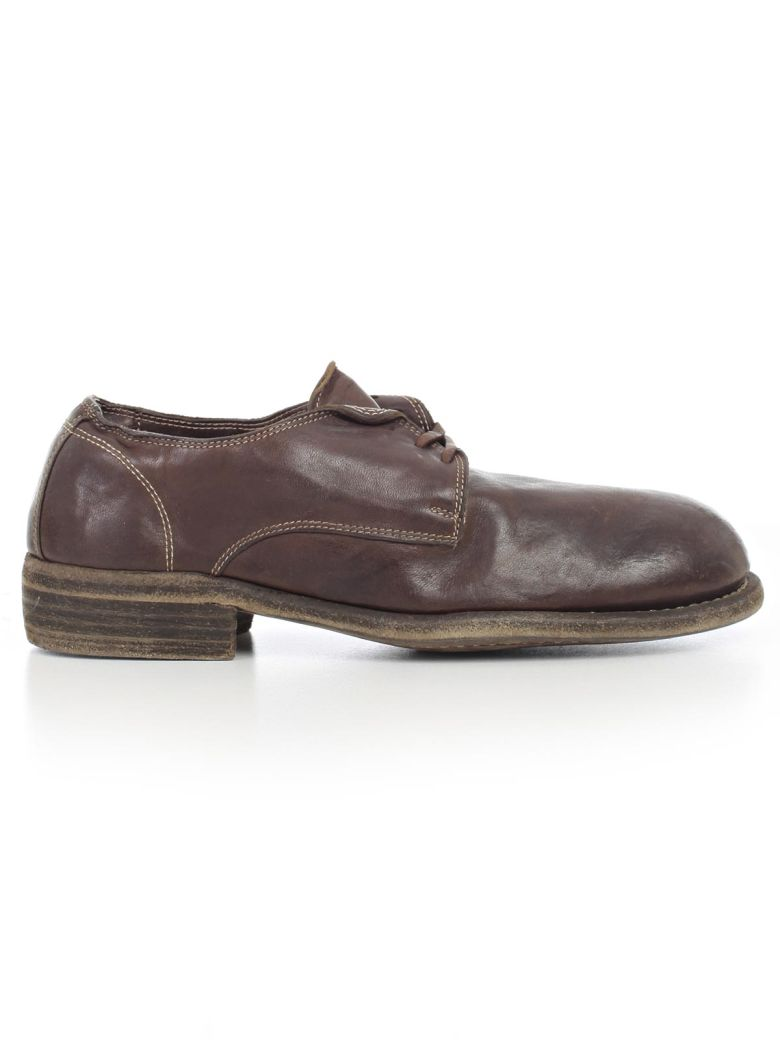 GUIDI Shoes in Brown