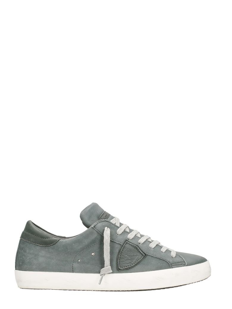 Philippe Model  PARIS GREY SNEAKERS