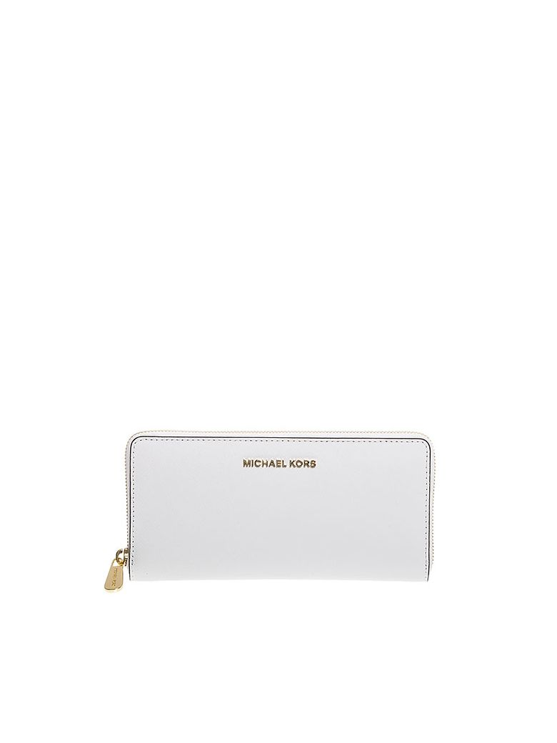 MICHAEL KORS Michael Kors Wallet Jet Set Travel Saffiano Continental