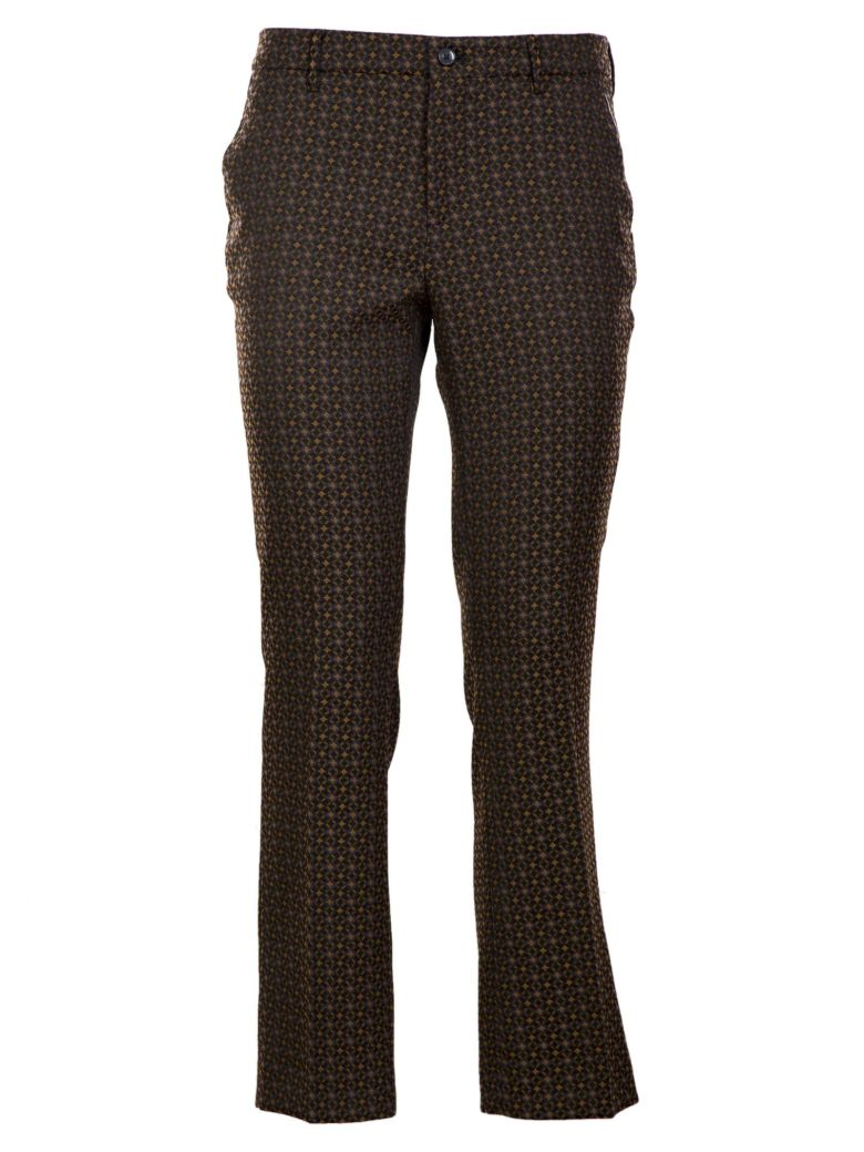 Pt01 Pt01 Patterned Trousers