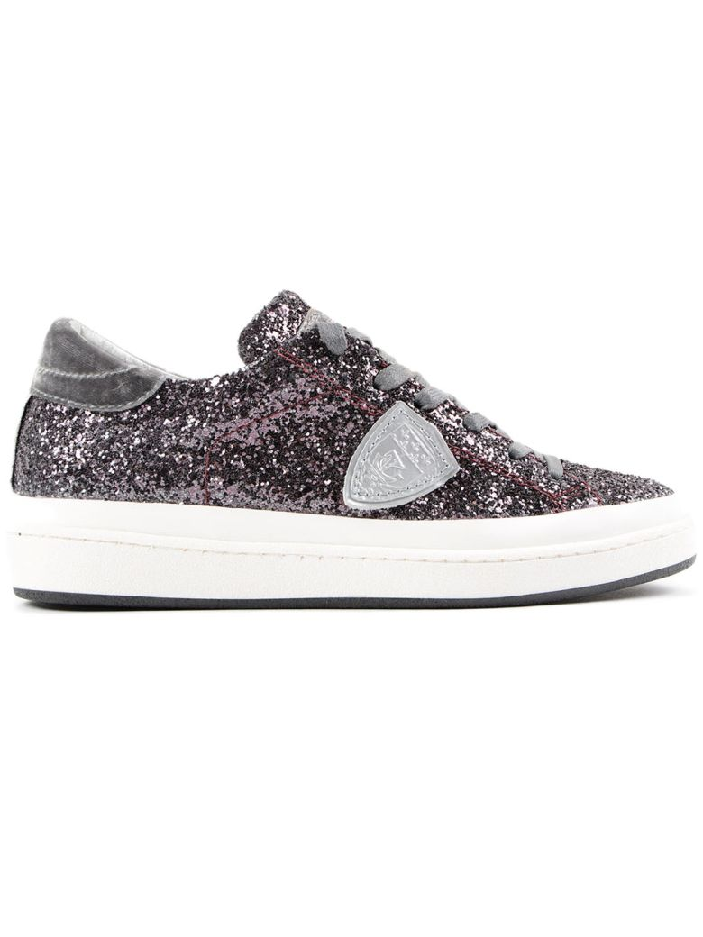 Philippe Model  OPERA GLITTER SNEAKERS
