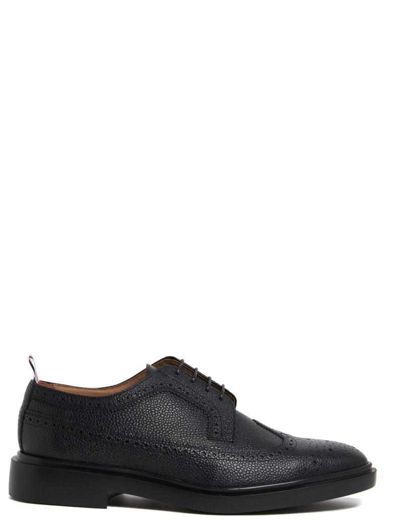 Black White Wingtips Shoes W