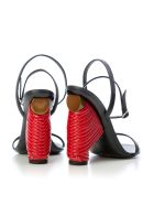 Balenciaga Leather Sandal Women