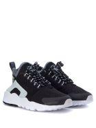 Sneaker Nike Air Huarache Ultra Se In Black And Grey Fabric