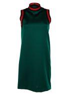 Gucci Shine Jersey Sleeveless Dress