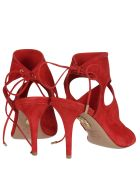 Aquazzura Lace-up Stiletto Sandals