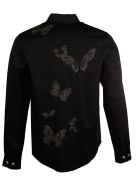 Valentino Butterfly Embroidery Shirt