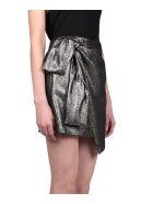 Amen Lurex Crepe Skirt