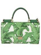 Dolce & Gabbana Banana Leaf Tote