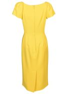 Dolce & Gabbana Cap Sleeve Dress