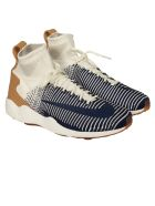 Nike Zoom Mercurial XI Flyknit Hi-Top Sneakers