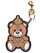 Moschino Crowned Teddy Bear Keyring