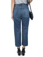 J Brand Ivy Cropped High-rise Straight-leg Jeans