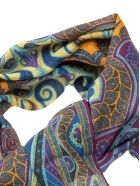 Etro Silk And Wool Scarf