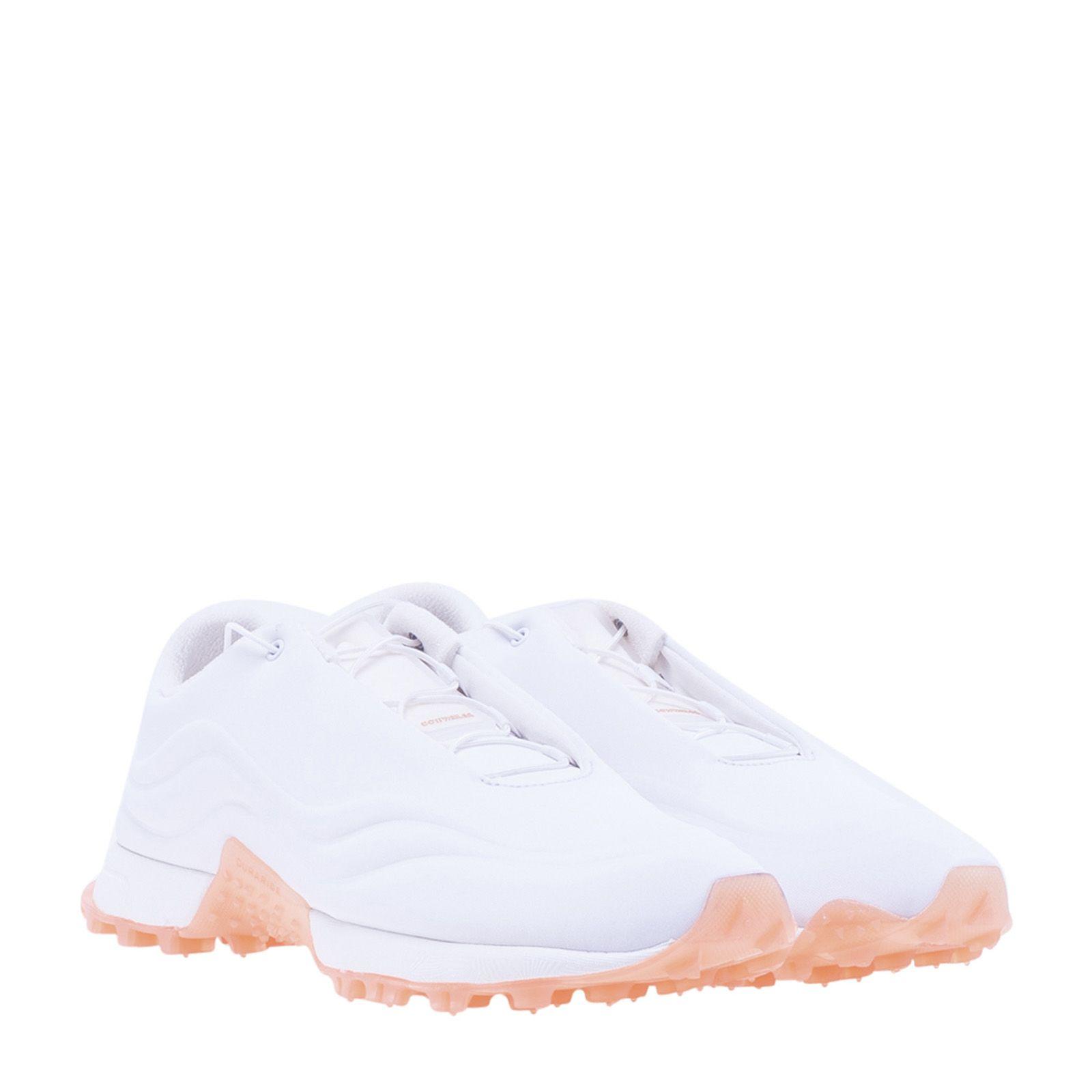Reebok Lacets Push Chaussures De Sport - Blanc Iv1Tb