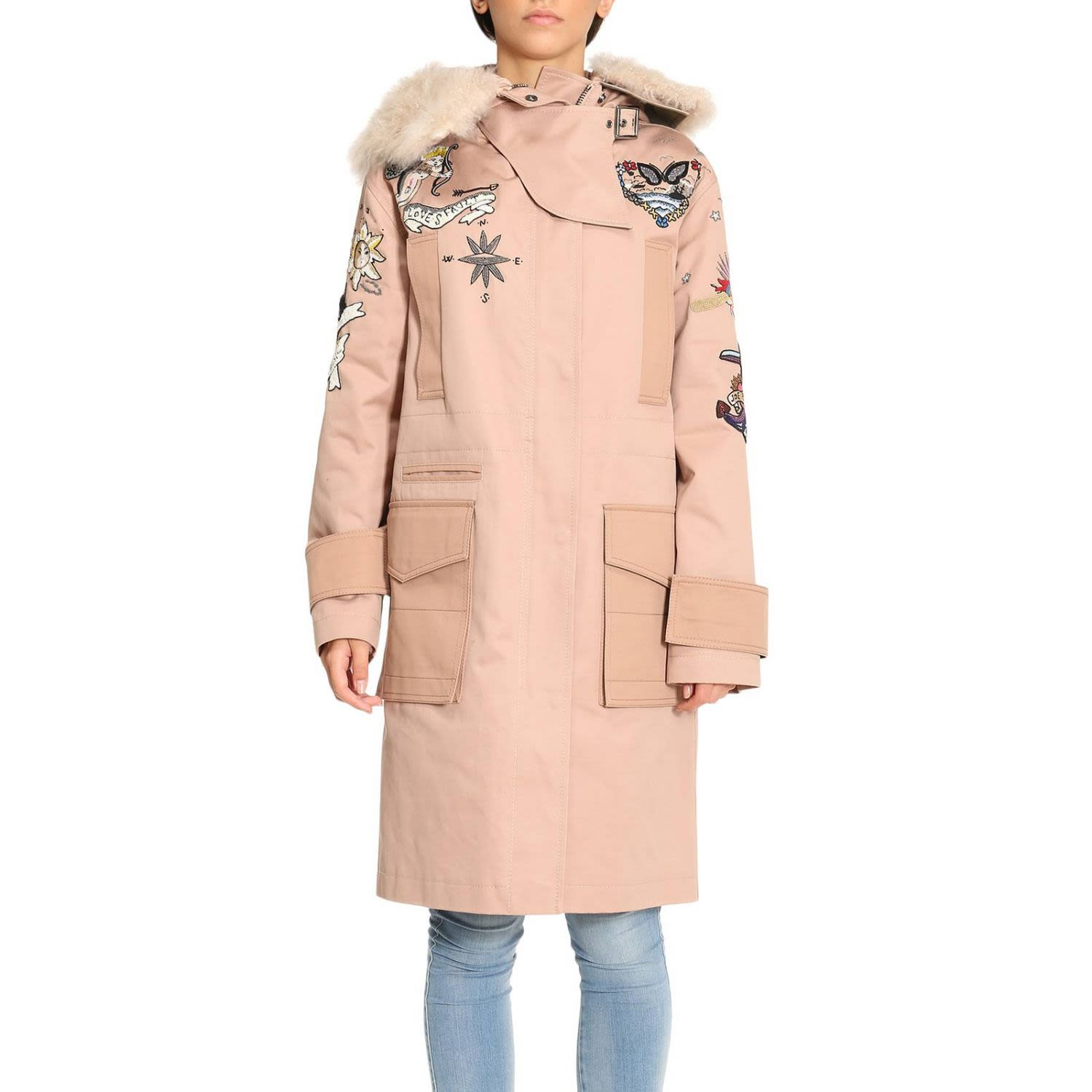 Jacket Coat Women Valentino