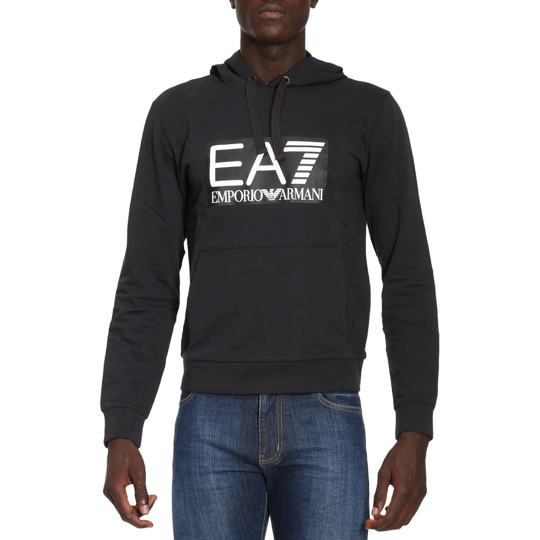 Sweatshirt Sweater Men Ea7